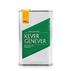 Kever Old Genever 0,5L (35% Vol.) - Kever Genever - Gin