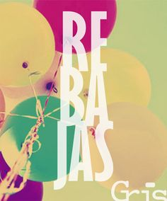 Esta semana en GRIS... REBAJAS!!!