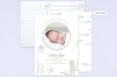 Birth Announcements & Baby Announcements | Minted