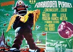 The Sci-Fi Lounge: The Iconic Forbidden Planet