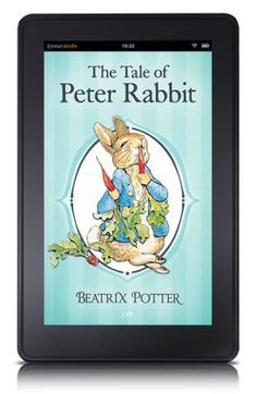 The Tale of Peter Rabbit, by #Beatrix #Potter, a new release with remastered illustrations by LSP Publishing