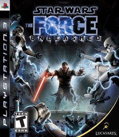 STAR WARS: THE FORCE UNLEASHED  -     Darth Vader's secret apprentice, codenamed Starkiller, is trained in the Dark Side to defeat the enemies of the Empire, but must find his own path when his master betrays him.