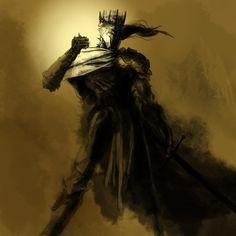 Sauron's fall