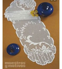 This Pin was discovered by Ayf Filet Crochet Charts, Crochet Doily Patterns, Crochet Cross, Tatting Patterns, Crochet Art, Crochet Home, Thread Crochet, Crochet Designs, Crochet Doilies