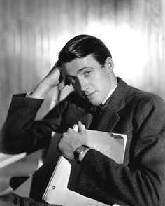 Jimmy Stewart, late 1930s