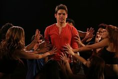 Jeremy Jordan as Jimmy Collins 'I heard your voice in a dream' performance was SPECTACULAR! #Smash