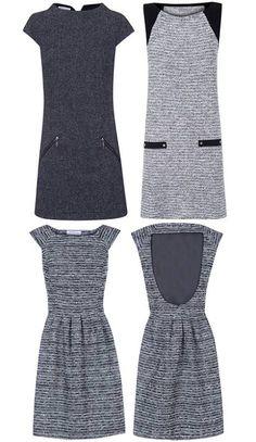 vestidos de invierno - Buscar con Google
