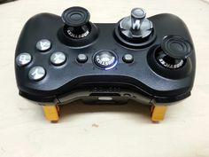 Pro Edition Xbox 360 Controller from www.KwikBoyModz.com