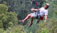 Kona Ziplines | Big Island Ziplines | Zip Line Hawaii Must do.. Best expirence, wonder view, well worth it!