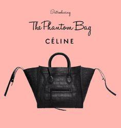 Exotic leather bag on Pinterest | Celine, Celine Bag and Crocodiles