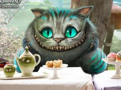 Find out who your alice in wonderland character is**