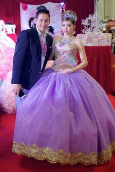 36927396 83 Best La Glitter Quinceañera dresses images | Quince dresses ...