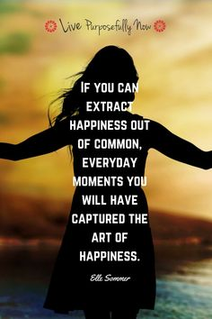 Capture the heart of happiness.