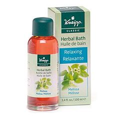 Kneipp Herbal Baths - 3.4 fl. oz. - Melissa  #body #bath #spa