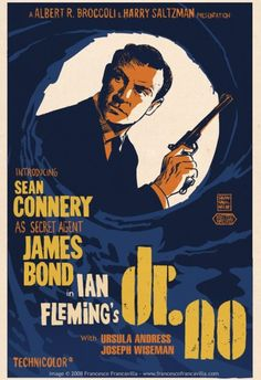 James Bond the start of one of the biggest film franchises in history