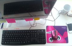 Meja kerja aul