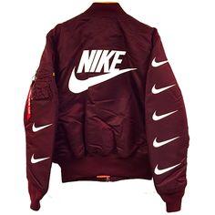 Nike Bomber Jacket – SVPPLY