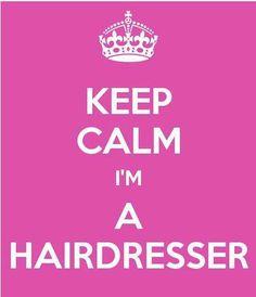 Hairdresser.. 2 more weeks!