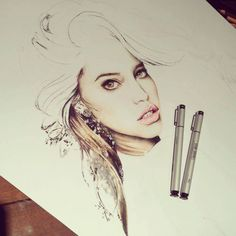 Drawing by Elle Wills (Australia)