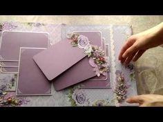 Фотоальбом свадебный Счастливый День - YouTube