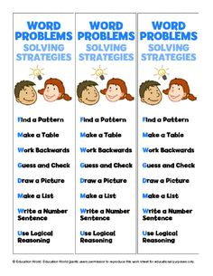 What kind of word problems are in a 4th grade math book?