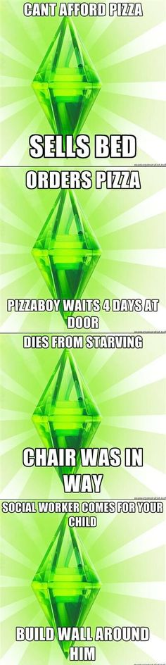 Hehe...I need to be more devious with my sims... :)