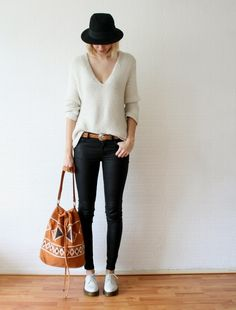 OUTFIT / KNITTED - Connectedtofashion | creatorsofdesire.com