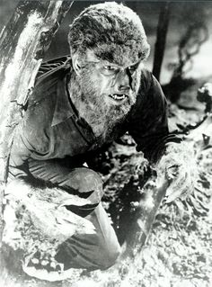 Lon Chaney Jr., in 'The Wolf Man' (1941).  This is a proper wolfman. Yes, I'm old-school.