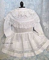 vintage childs dress from Dolls and Lace