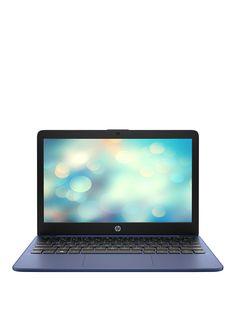 Hp Stream 11-Ak0000Na Intel Celeron, 2Gb Ram, 32Gb Ssd, 11.6 Inch Hd Laptop (Blue) With Microsoft Office Personal 365 Included