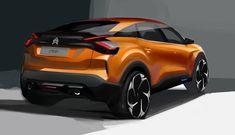 """Instagram의 Car and Sketch님: """"Citroën C4 🇫🇷👌🇫🇷👌. @citroen @citroenuk @citroenfrance @citroenracing @carandsketch #citroen #france #cardesign #cardesignsketch #sketch…"""""""
