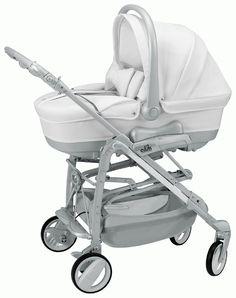white English Baby Prams | enlarge photo Back to the catalog: CAM