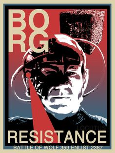 Borg Resistance by AWESwanky on DeviantArt