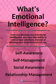 "Develop Good Emotional Intelligence: Have you heard of ""emotional intelligence,"" or EI for short? It's a hot topic these What Is Emotional Intelligence, Intelligence Quotes, Social Awareness, Self Awareness, Leadership Quotes, Teamwork Quotes, Leader Quotes, Insomnia Remedies, Magic Words"