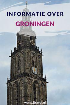 In dit artikel geef ik je veel informatie over de stad Groningen, een stad waar ik veel voetstappen heb liggen. Lees je mee? #groningen #jtravel #jtravelblog #ergaatnietsbovengroningen