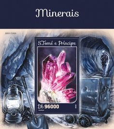 ST16201b Minerals (Amethyst)
