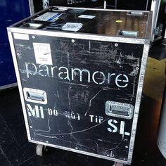 Twitter / paramorebr: Paramore ensaiou hoje a ...