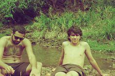 - acampamento cachoeira mandaguari.  CAIÃO E ANGELO!