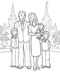 ♪ Primary Notes 29 ♫: Families Can Be Sealed For Eternity