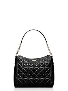 92c144463be1 Kate Spade New York Kate Spade Whitaker Place Aurelia Quilted Leather Hobo  Bag