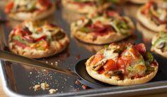 Vynikajúce mini pizze: Ponúkla som ich návšteve a každý sa hneď pýtal na recept.   Báječné Ženy