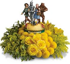 The Wizard of Oz Bouquet by Teleflora. $67.95