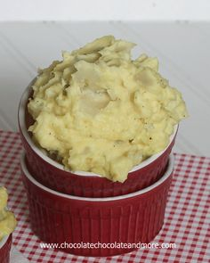 Warm Potato Salad. Great as a side dish or serve it as a dip with fritos. Once you try warm potato salad, you'll never go back to the cold again. Potato Salad or Macaroni Salad? It's always been an age old debate for picnics and BBQs. Either one is good. Chilled and easy to make...