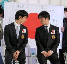 World Team Trophy Japan press conference