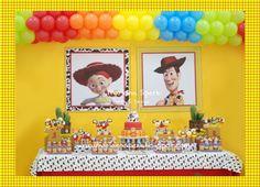 Mariana Sperb: Festa Infantil Toystory Curitiba
