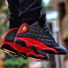Air Jordan XIII Black / Red