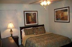 El Dorado View Bedroom View