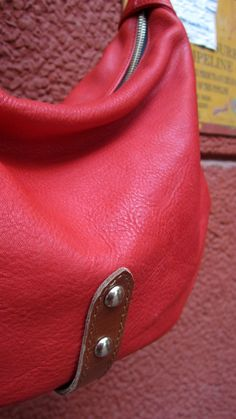 #Rose #Caro, #Chiaroscuro, #MadeInIndia, #PureLeather, #Handbag, #Bag, #WorkshopMade #Leather #Casual #Vintage #Crossbody #Sling #Red #ShoulderBag http://chiaroscuro.in/products/rose-caro