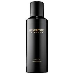 What it is: The first fine fragrance dry shampoo that refreshes, volumizes, and texturizes while perfuming hair with the addictive fragrance of Nirvana Black.  What it does:  This fine fragrance dry shampoo combines hair-refreshing technology wit