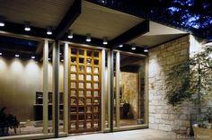 Texas Modern Home at 3711 Lexington Avenue, Dallas, Texas